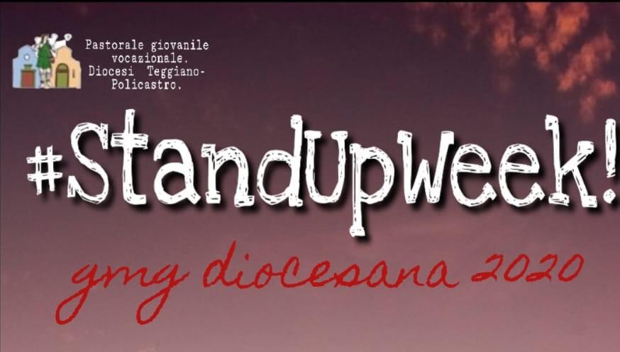 #StandUpWeek!