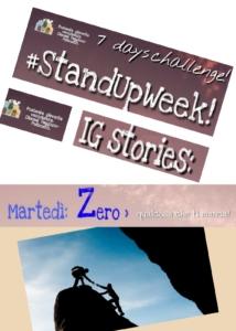 Day 3 - Zero - #StandUpWeek!